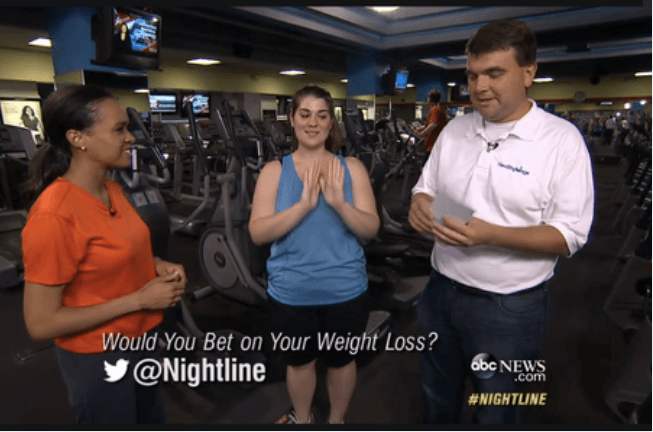 HealthyWage has been featured twice on ABC News's Nightline